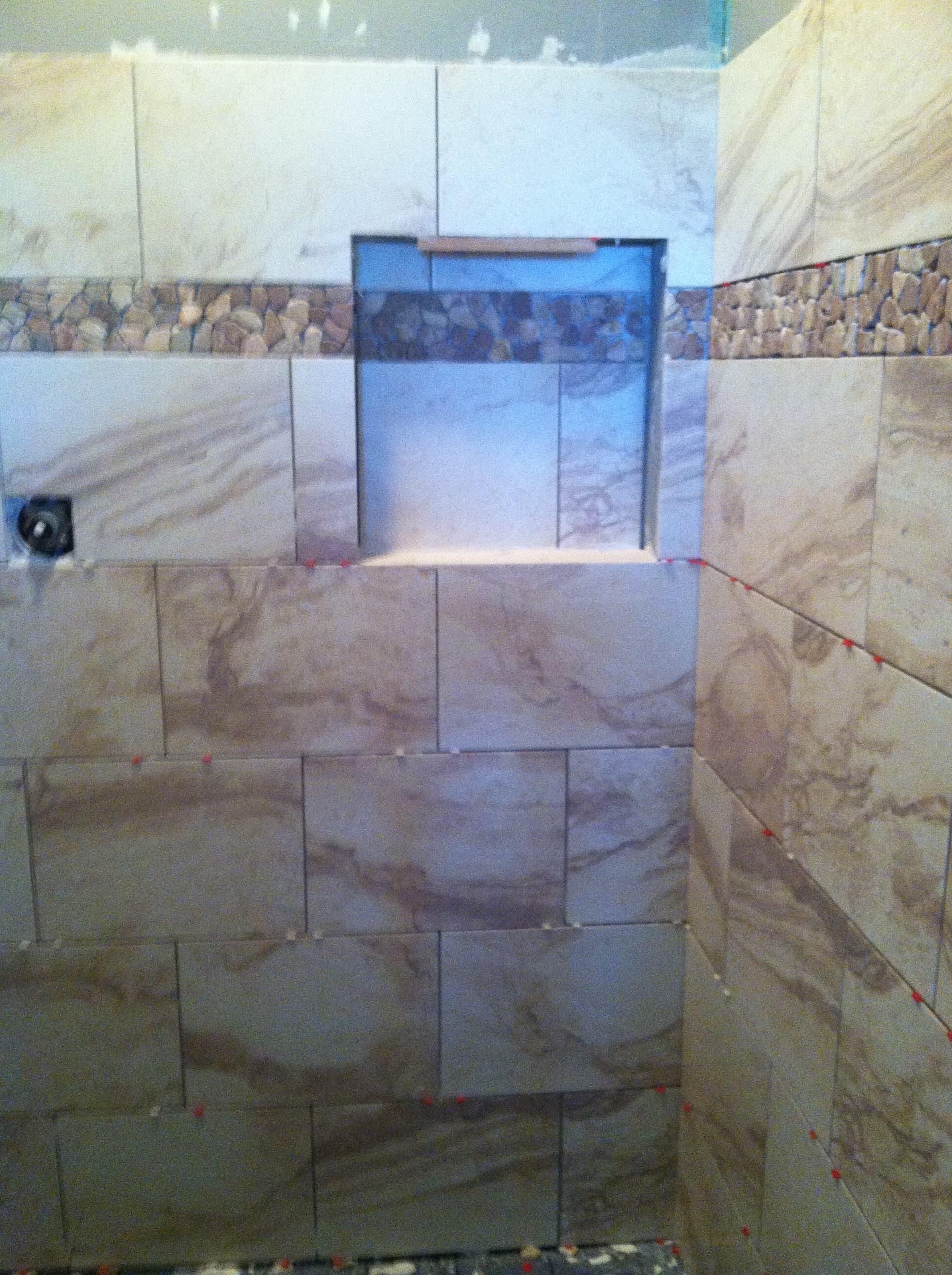 Recent Tile Jobs! - Mann Tile Design Studio and Installation