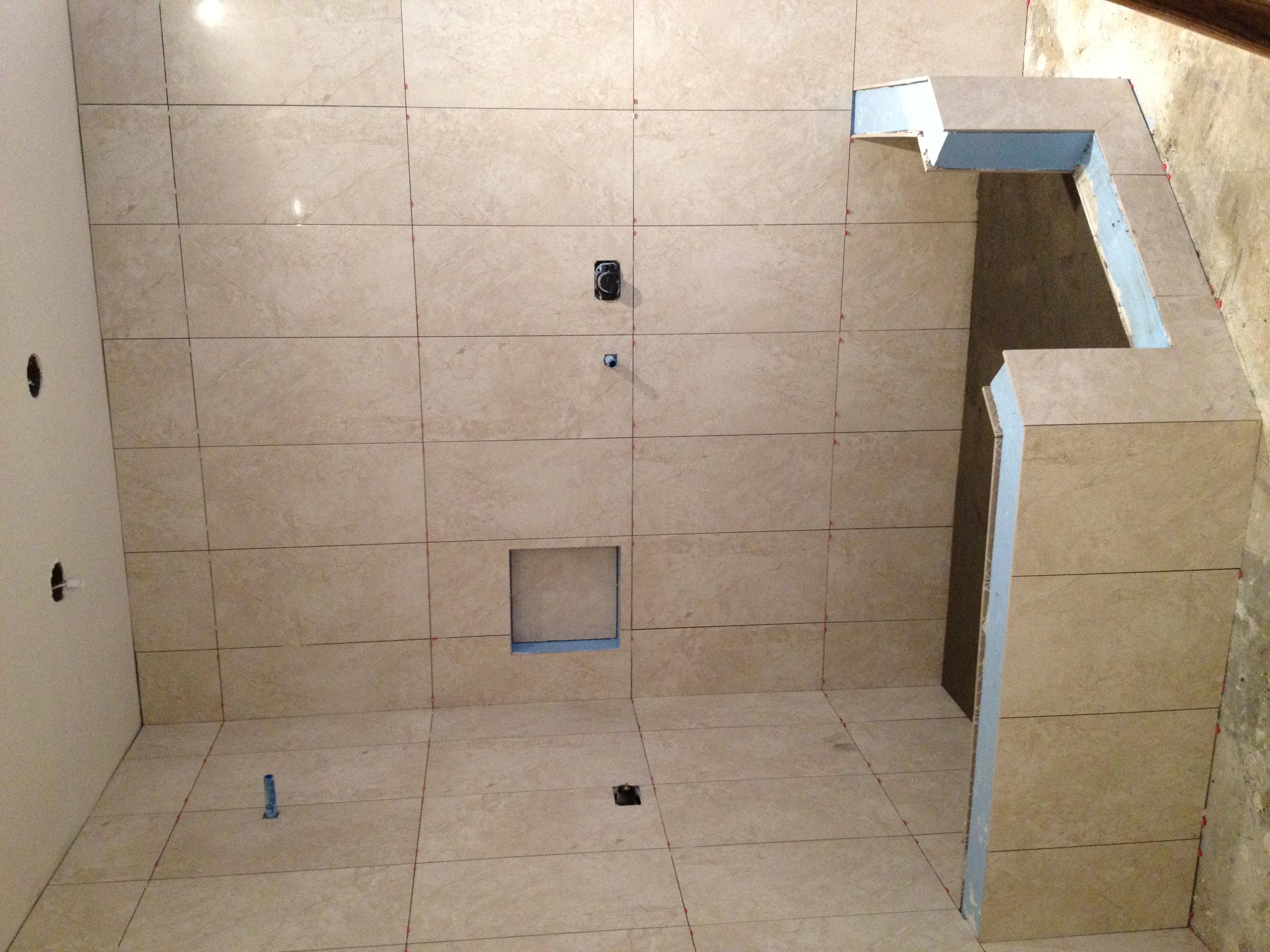 Bathroom Tile Jobs : Recent tile jobs mann design studio and installation